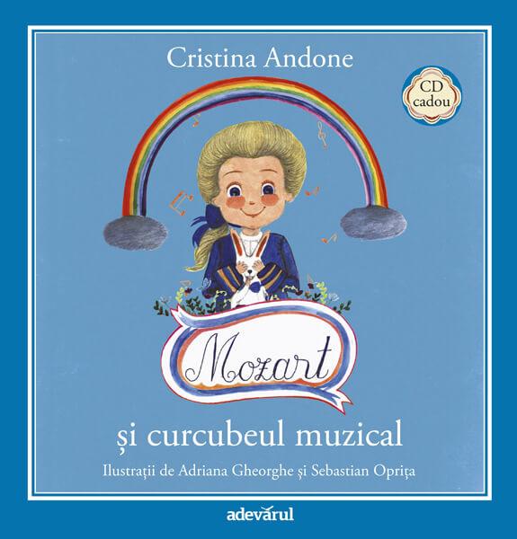 Mozart si curcubeul fermecat