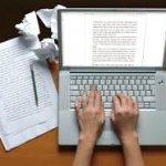 Eu scriu