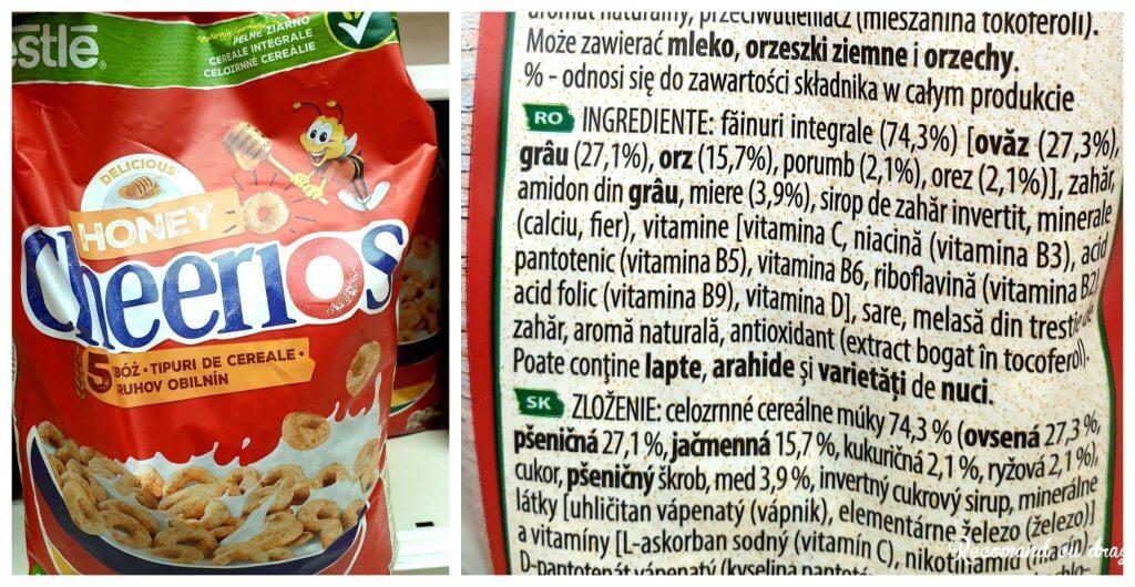 E grav că ne hrănim copiii cu cereale la micul-dejun?