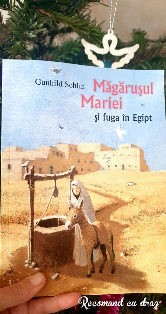 Magarusul mariei si fuga in Egipt