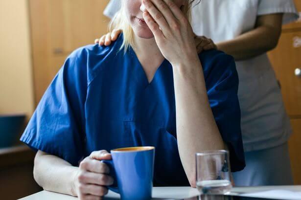 Medici si cafea