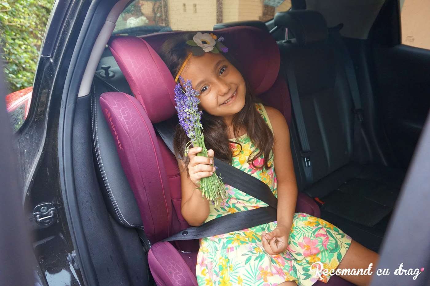 Siguranta auto copii