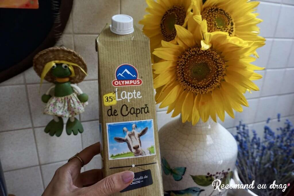 Lapte de capra Olympus