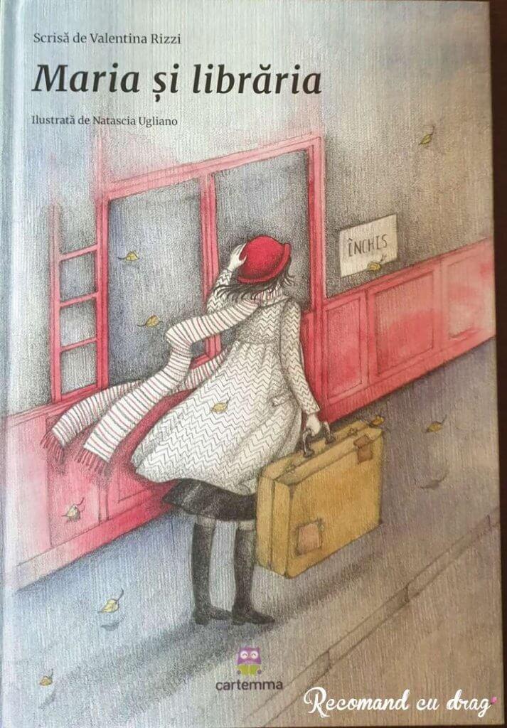 Maria si libraria
