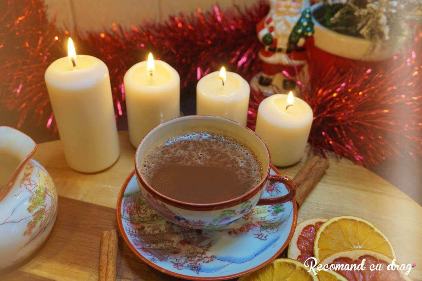 Cea mai buna ciocolata calda